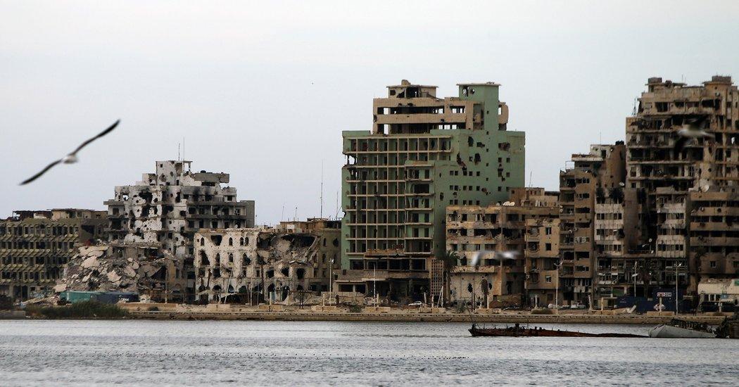 Бенгази восстанавливается спустя почти 10 лет хаоса