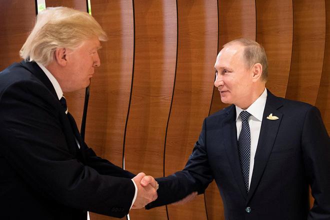 Tramp Putinlə Avropaya səfəri zamanı görüşəcəyini söylədi