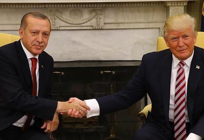 Turkey's Erdogan and Trump may meet soon