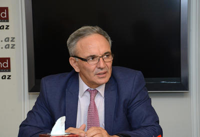 Zakharova's statements are disrespect to diplomatic principles, rules of ethical behavior: Amashov