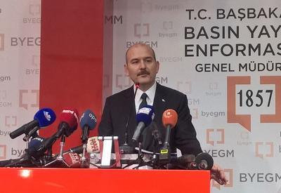 Bakan Soylu: Bazı devletlerin istihbarat servisleri terör örgütlerine eğitmenler gönderiyor