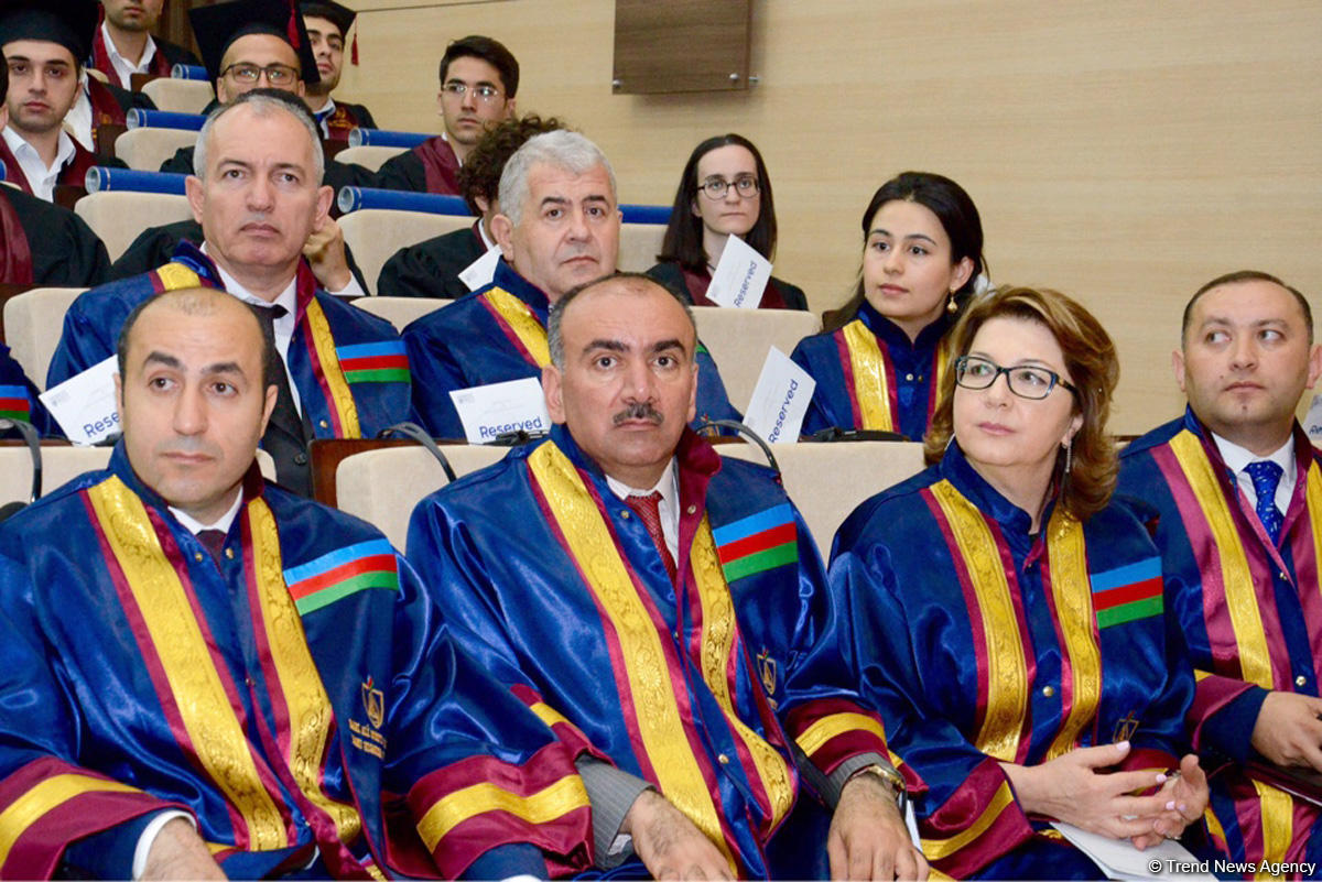 First graduation ceremony at Baku Higher Oil School (PHOTO)