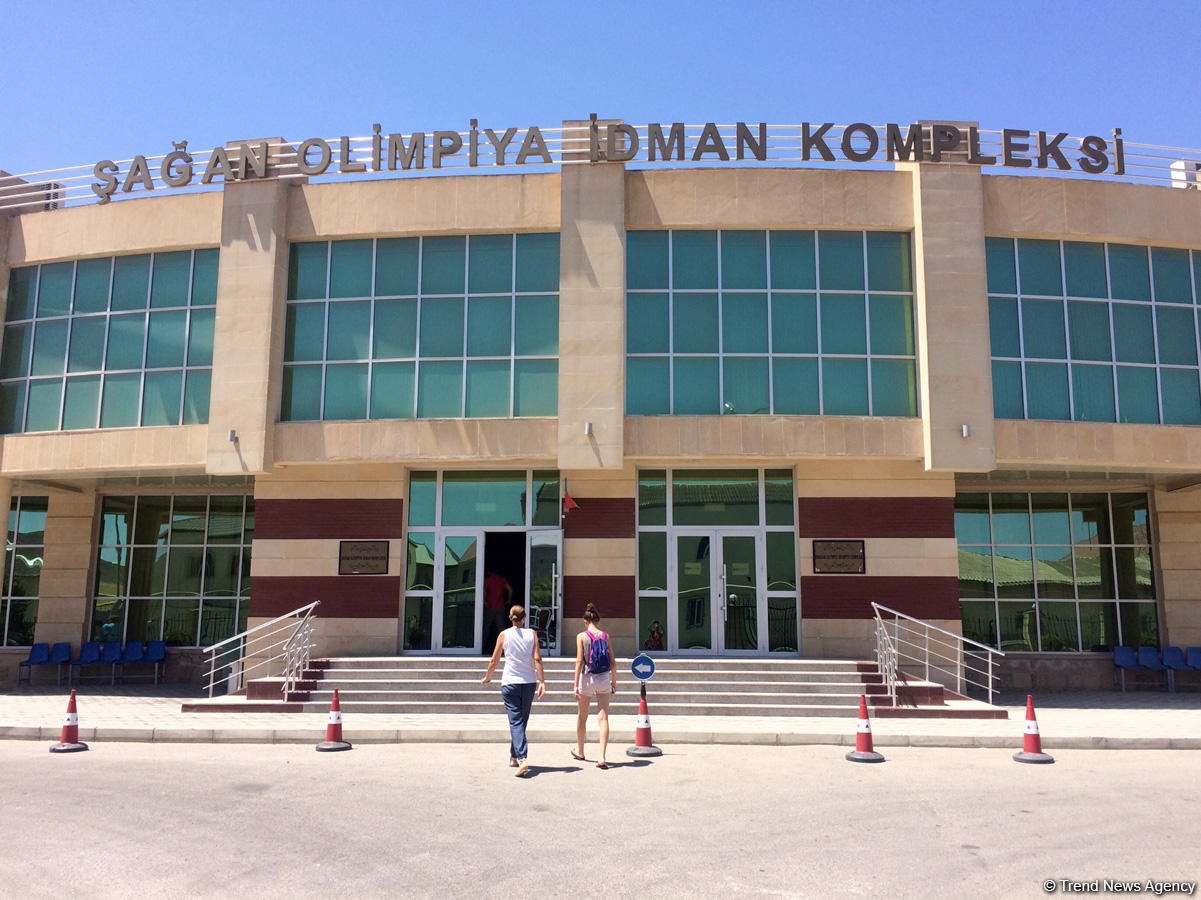 Baku hosts open championship in rhythmic gymnastics (PHOTO)