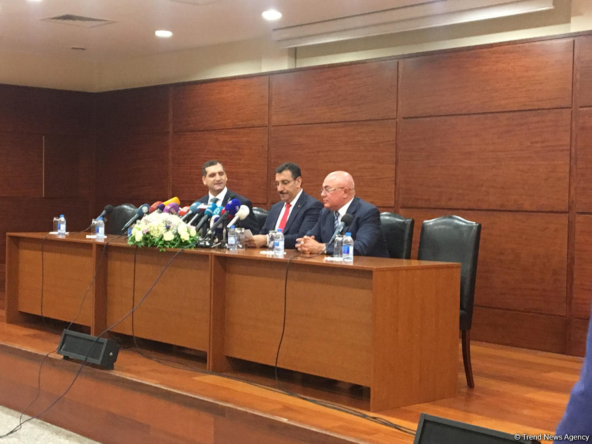 Turkey-Azerbaijan trade turnover not up to its potential - minister (PHOTO)