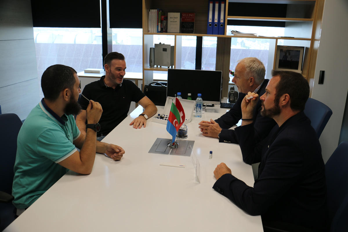 Luzi AG will make Azerbaijan a regional hub (PHOTO)
