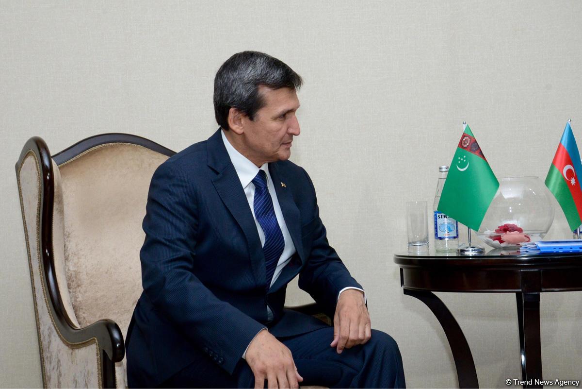 Turkmen president to pay official visit to Azerbaijan soon (PHOTO)
