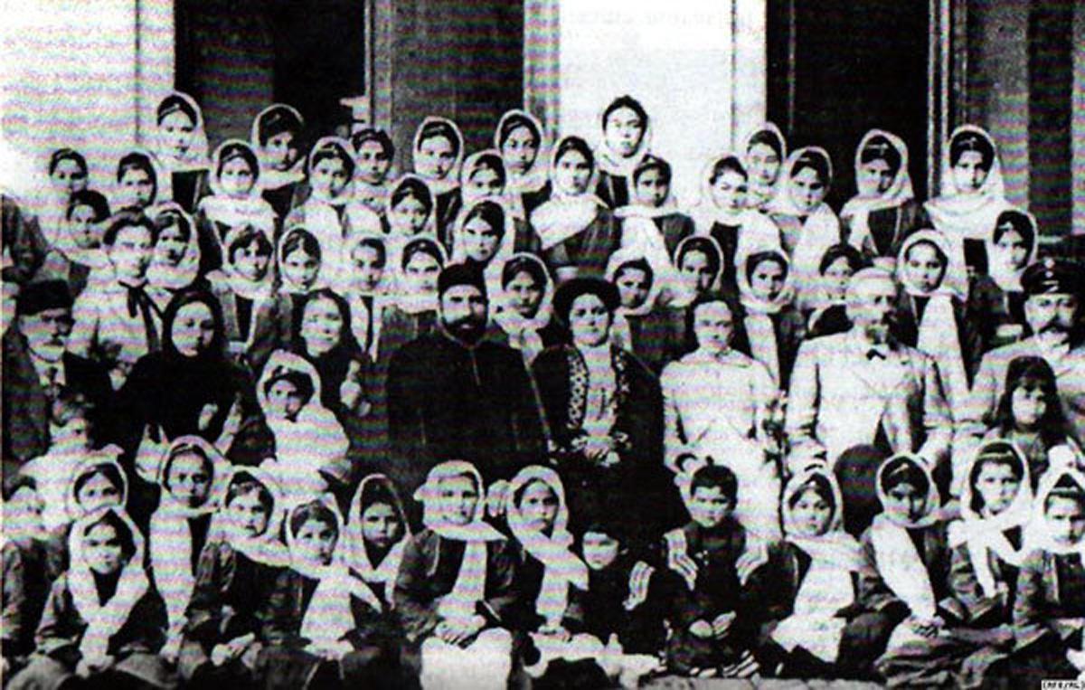 Гасан бек Зардаби и Ханифа Абаева: История одной любви (ФОТО)