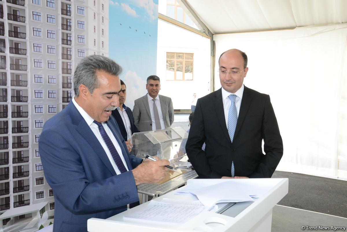 Historic day for Azerbaijan's national press (PHOTO)