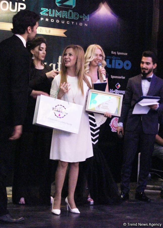В Баку прошла церемония награждения, посвященная Дню национальной прессы (ФОТО)
