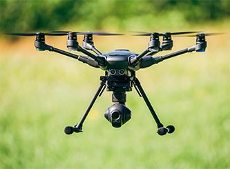 ABŞ-da dronlardan istifadə edərək məhsulların çatdırılmasına başlayıblar