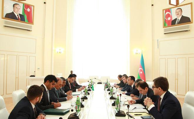 Azerbaijan, Pakistan to establish joint ventures (PHOTO)