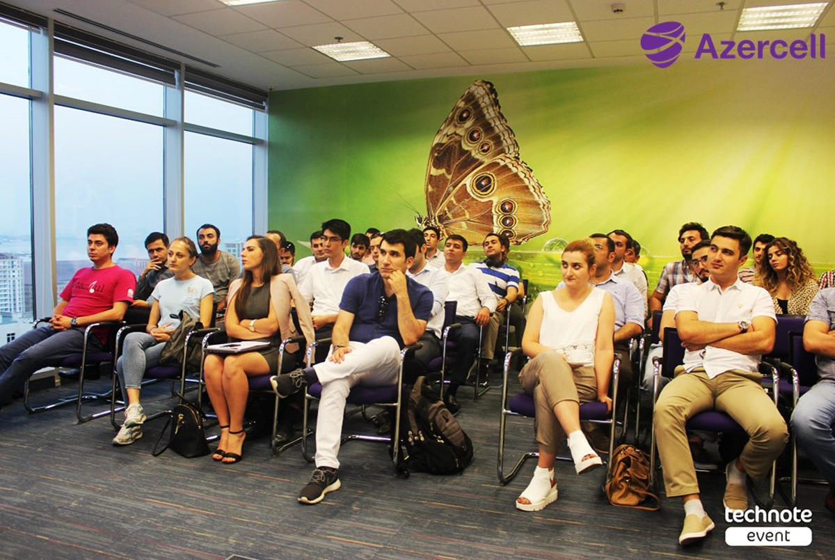 Blockchain experts gather at Barama Innovation and Entrepreneurship Center (PHOTO)