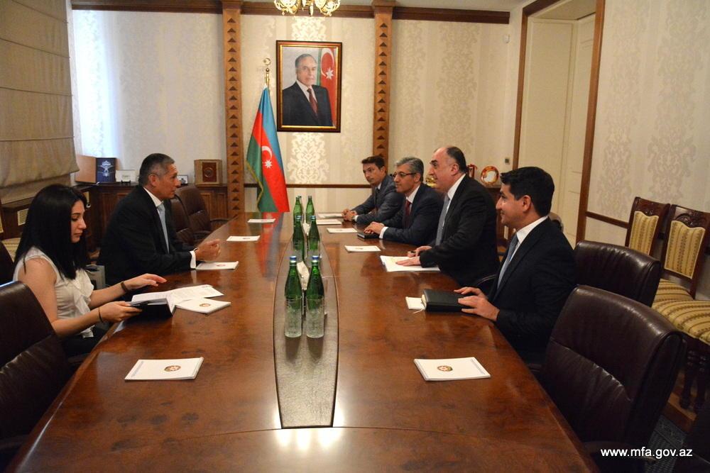 Azerbaijan, Peru mull promising spheres of co-op (PHOTO)