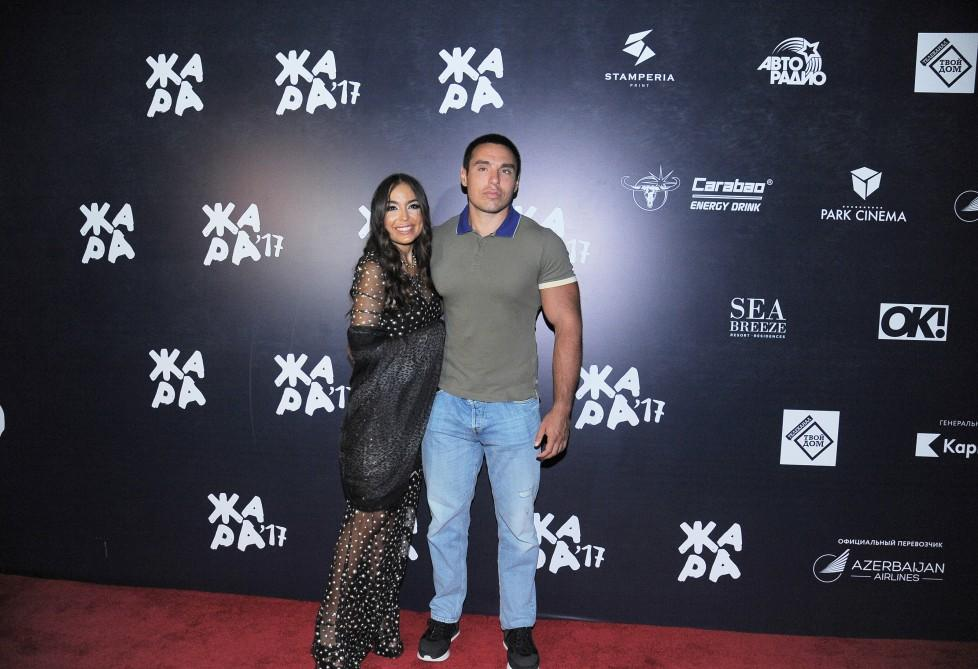 Leyla Aliyeva: Today`s evening is filled with love, thank you very much for this (PHOTO)
