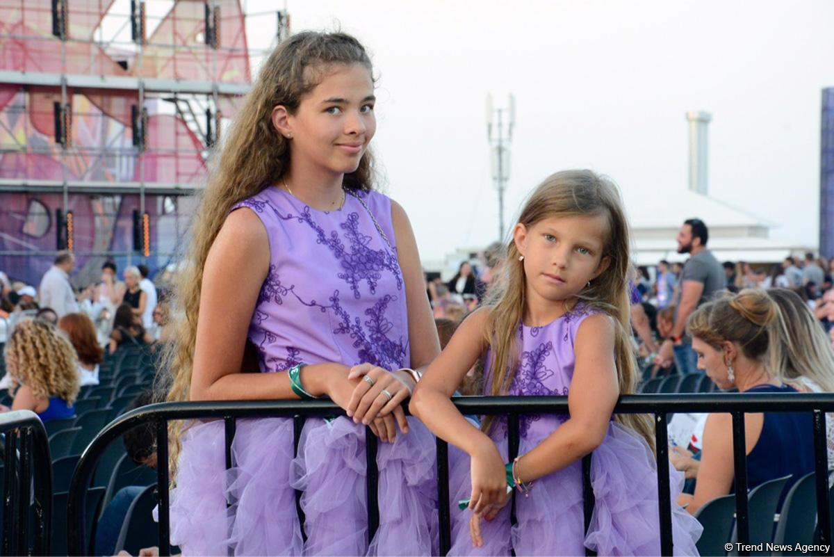 ZHARA Baku Music Festival with photos (PHOTO)