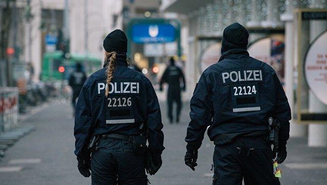 Полиция Дрездена просит туристов присылать свои фото в сокровищнице