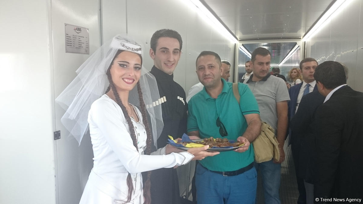 Buta Airways makes first commercial flight to Tbilisi (PHOTO)