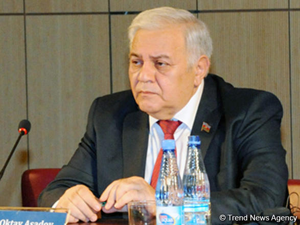 Milli Məclisin sədri MDB PA-nın 50-ci yubiley sessiyasında iştirak edib