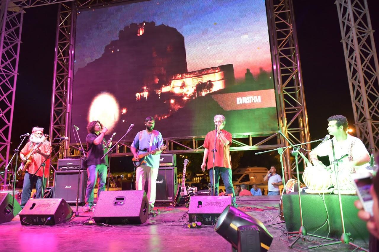 'INDIAN OCEAN' enthrals music lovers at Baku Boulevard (PHOTO)