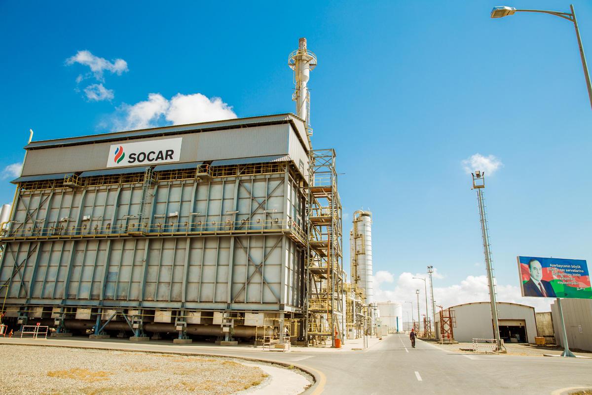 Azərbaycanda metanol istehsalı artır
