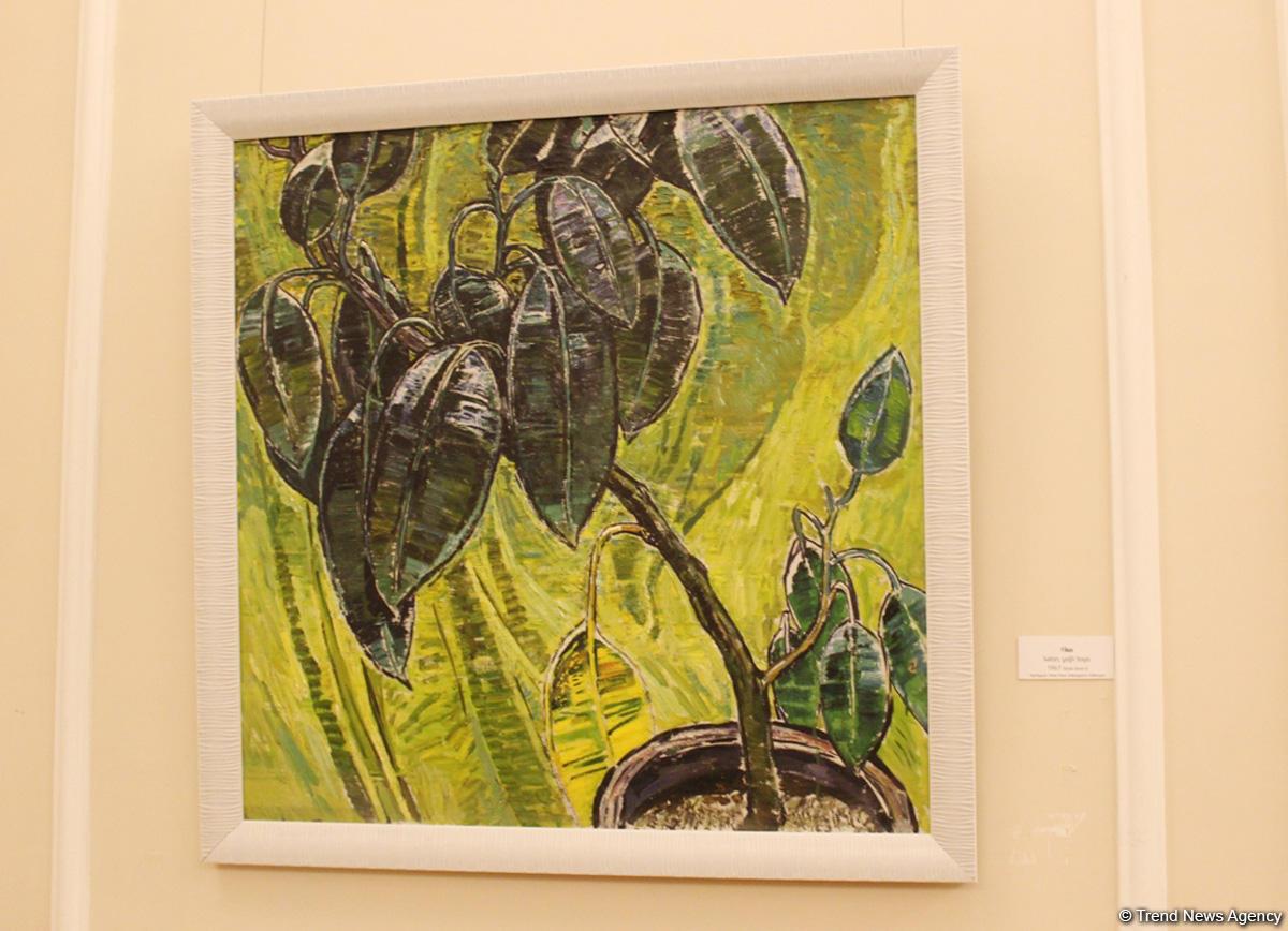 Великолепные произведения живописи Асафа Джафарова, на которых нужно учиться (ФОТО)