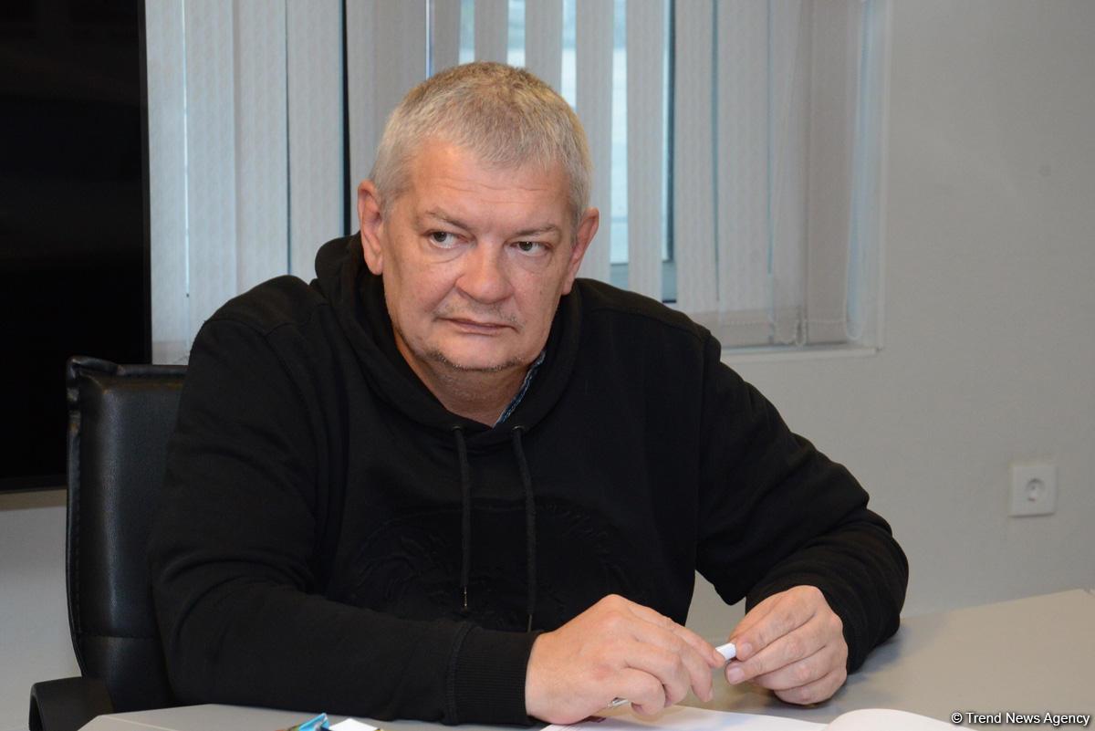 АМИ Trend  посетили литовские журналисты (ФОТО)