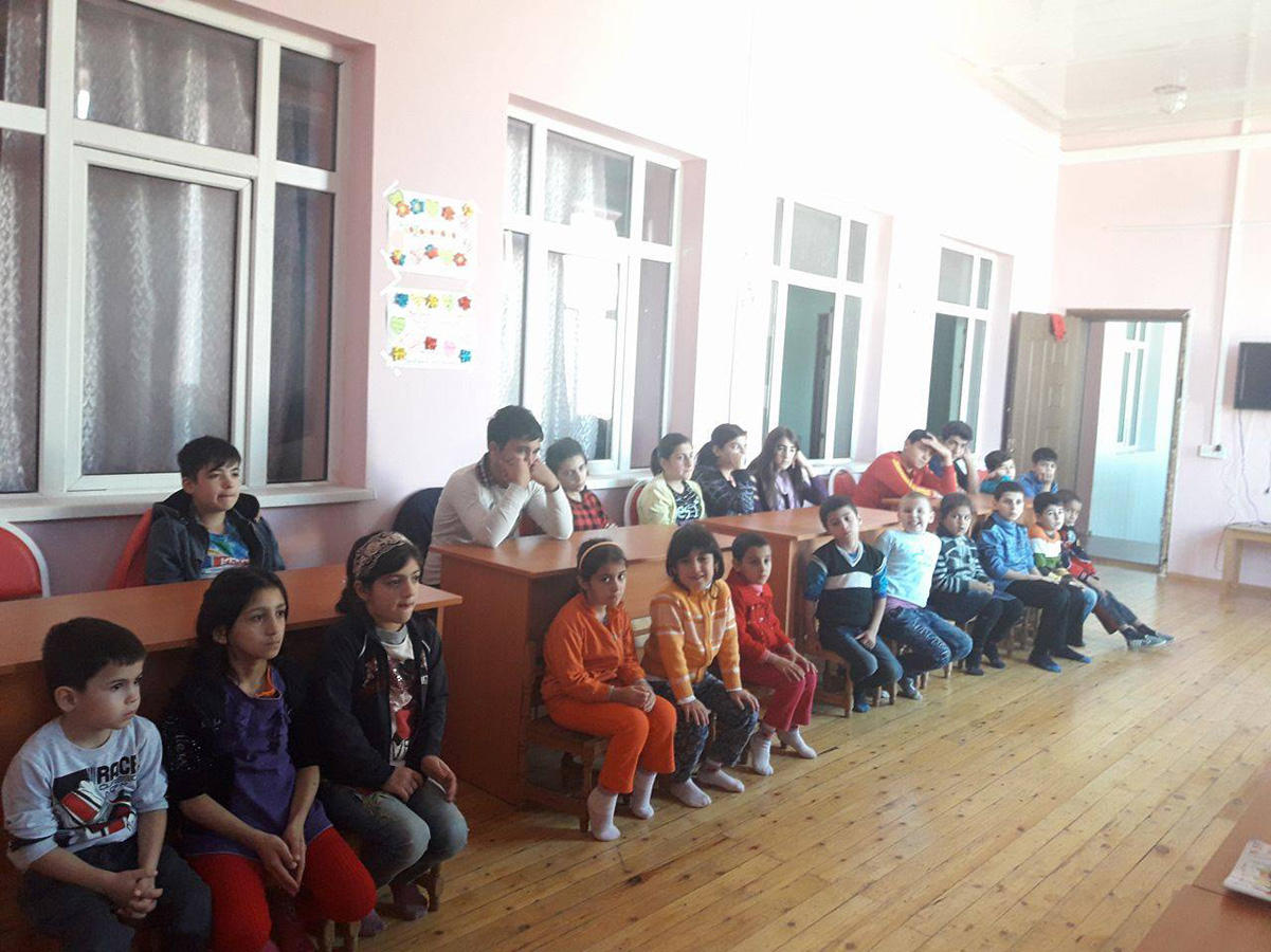 Азербайджанские сказки от Гюльназ Ибрагимовой (ФОТО)