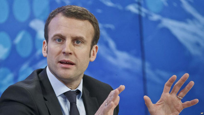 French President Macron says key EU posts should be held by