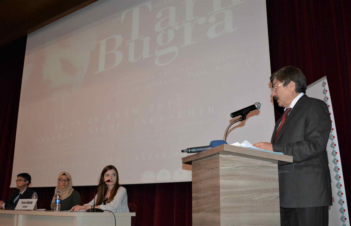TÜRKSOY ile Anadolu Mektebi İşbirliğinde Aytmatov'un 90. yıldönümü Etkinlikleri Düzenlenecek