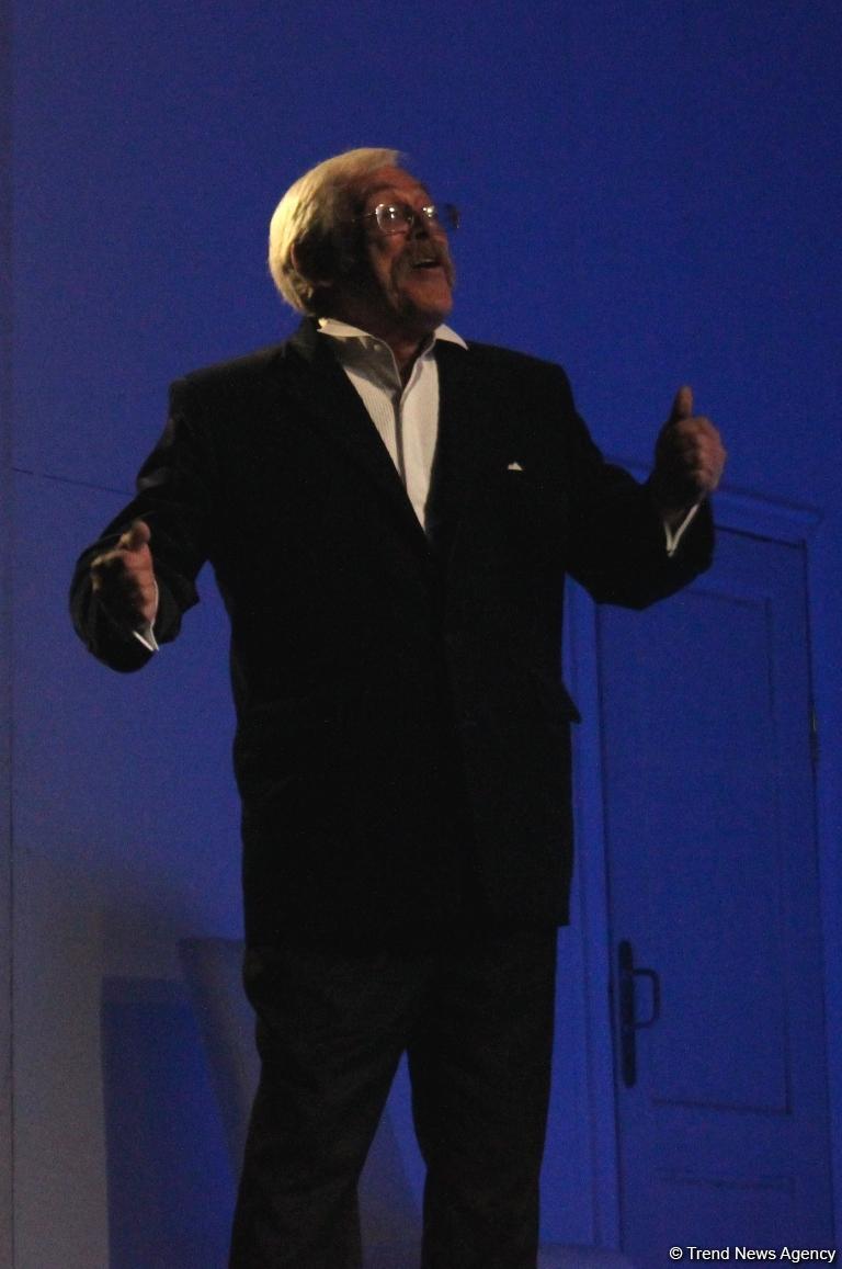 Скончался актер Бакинской русской драмы, ветеран Карабахской войны Алексей Сапрыкин (ФОТО)
