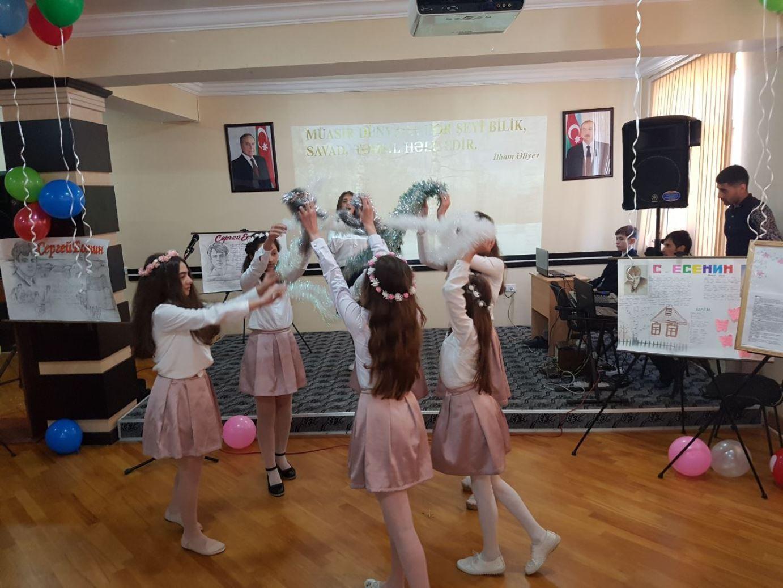 В Гяндже прошел Есенинский фестиваль (ФОТО)