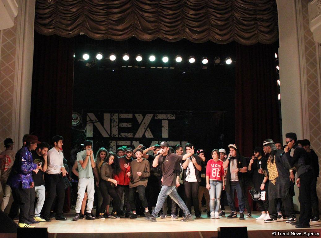 "Хип-хоп как образ жизни: концерт ""Next Level"" в Баку (ФОТО)"