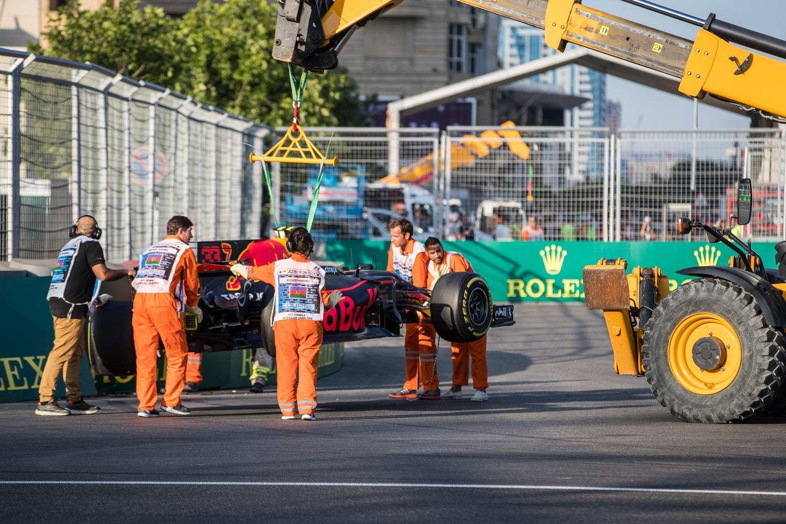 Началась регистрация маршалов на 2018 Гран-При Азербайджана Формулы 1 (ФОТО)