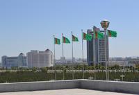 Turkmenistan expanding co-op with John Deere