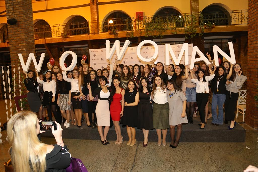 "US embassy sponsors ""WoWoman in Me"" empowerment program (PHOTO)"