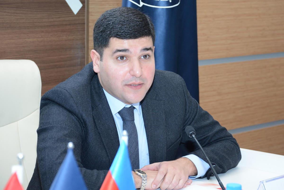 UNEC-də Azərbaycan-Türkiyə diplomatik əlaqələrinə həsr olunan elmi konfrans keçirilib (FOTO)