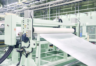 Paper production plant commissioned in Iran's Yazd province