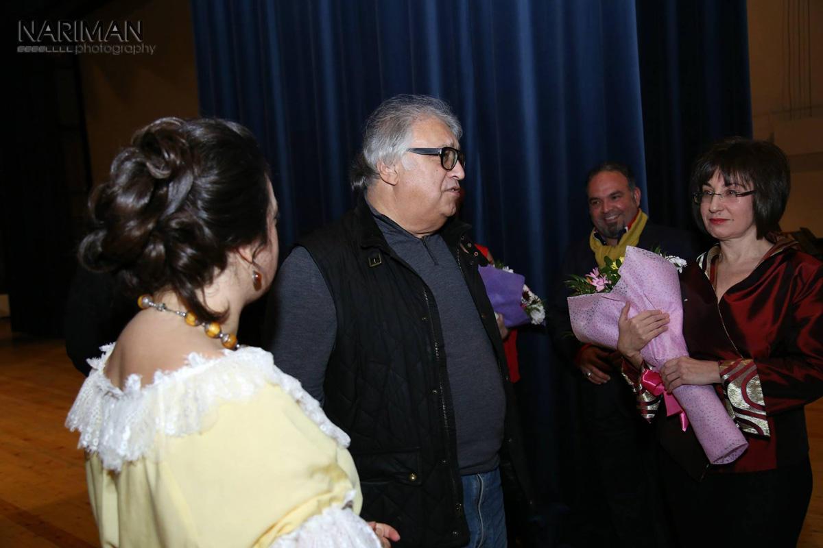 Элегия ночи и романтические пейзажи Сабины Асадовой и Фариды Мамедовой (ФОТО)