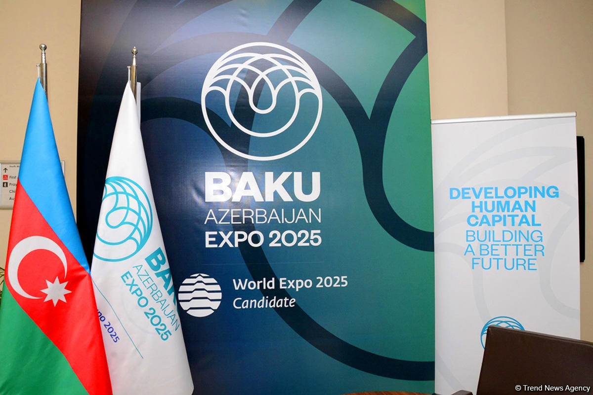 Expo 2025 assessment mission to visit Azerbaijan in 2018 (PHOTO)