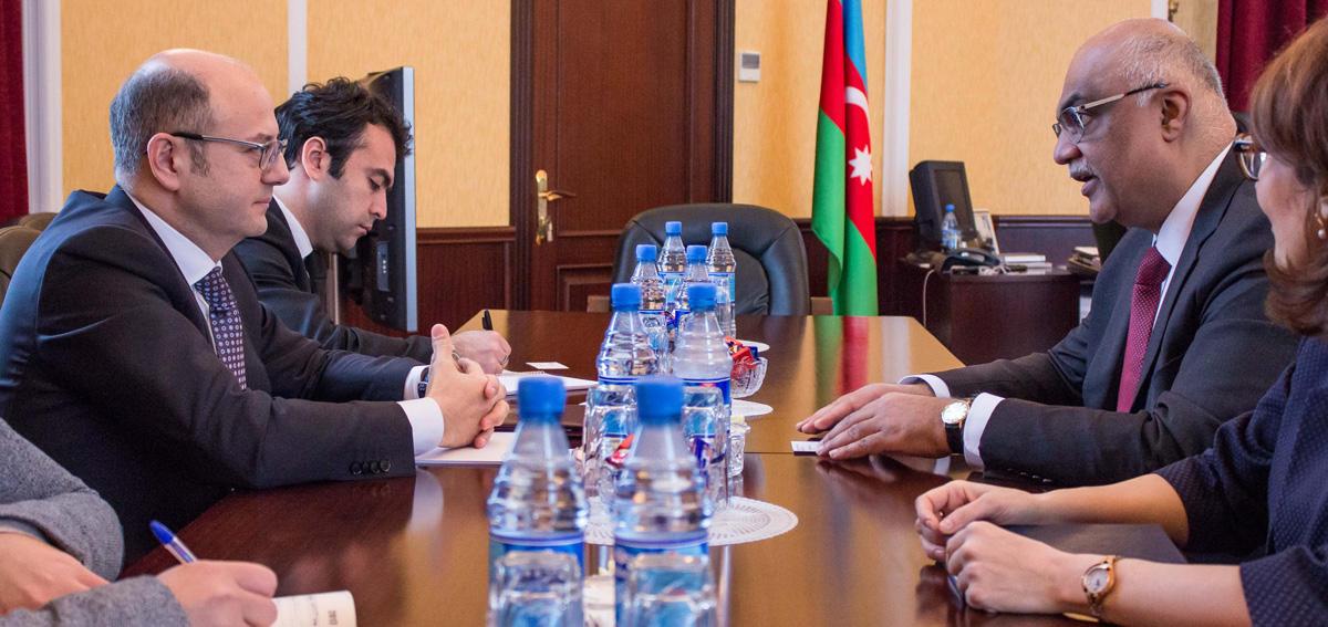Statoil намерена расширять партнерство с Азербайджаном (ФОТО)