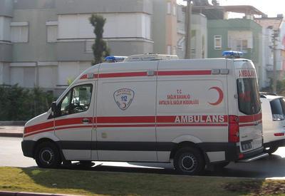 Teacher injured in explosion at Turkish school