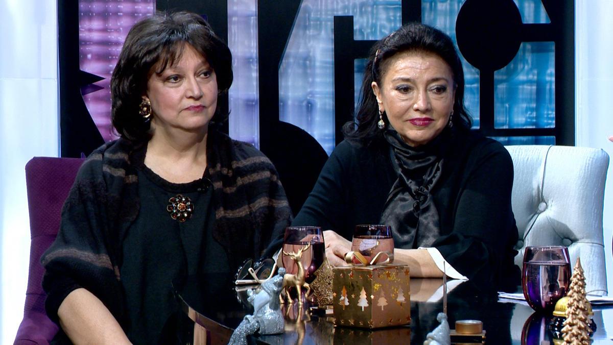 Две сестры, две жемчужины, две легенды – в гостях у азербайджанских телезвезд (ВИДЕО, ФОТО)
