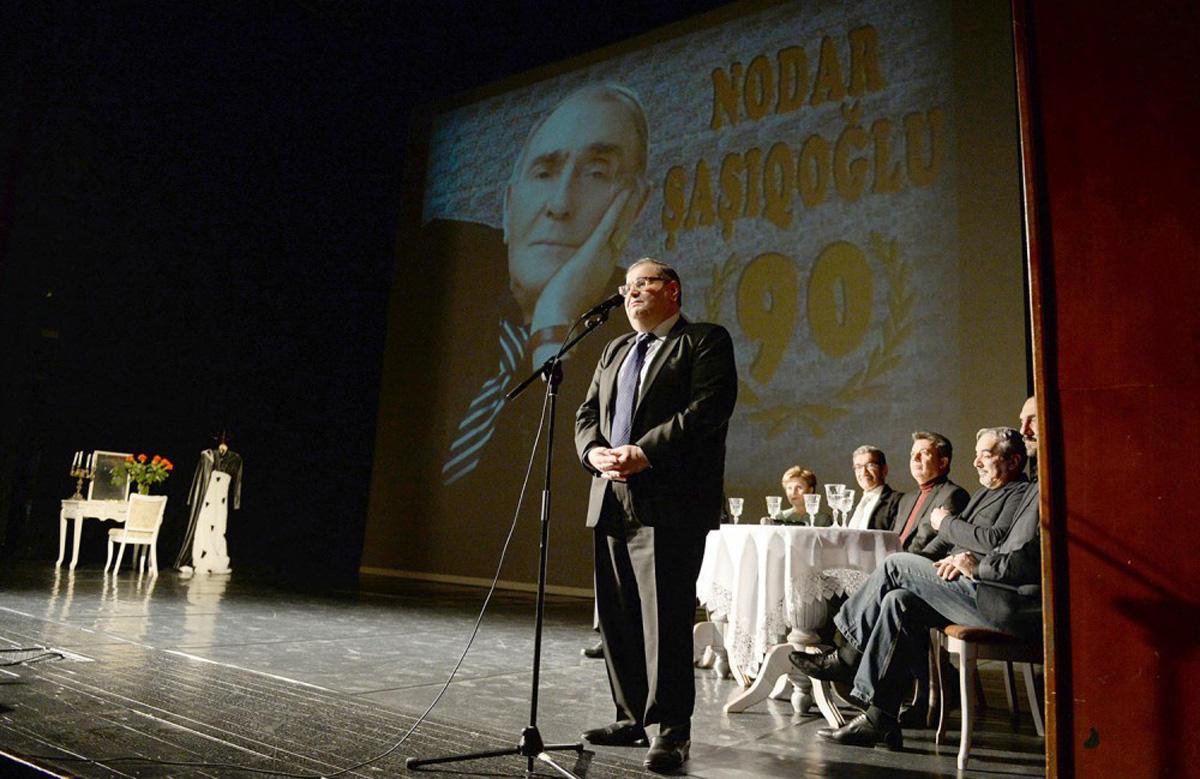 Я хочу сыграть Короля Лира! Друзья и коллеги вспоминают Нодара Шашигоглу (ФОТО)