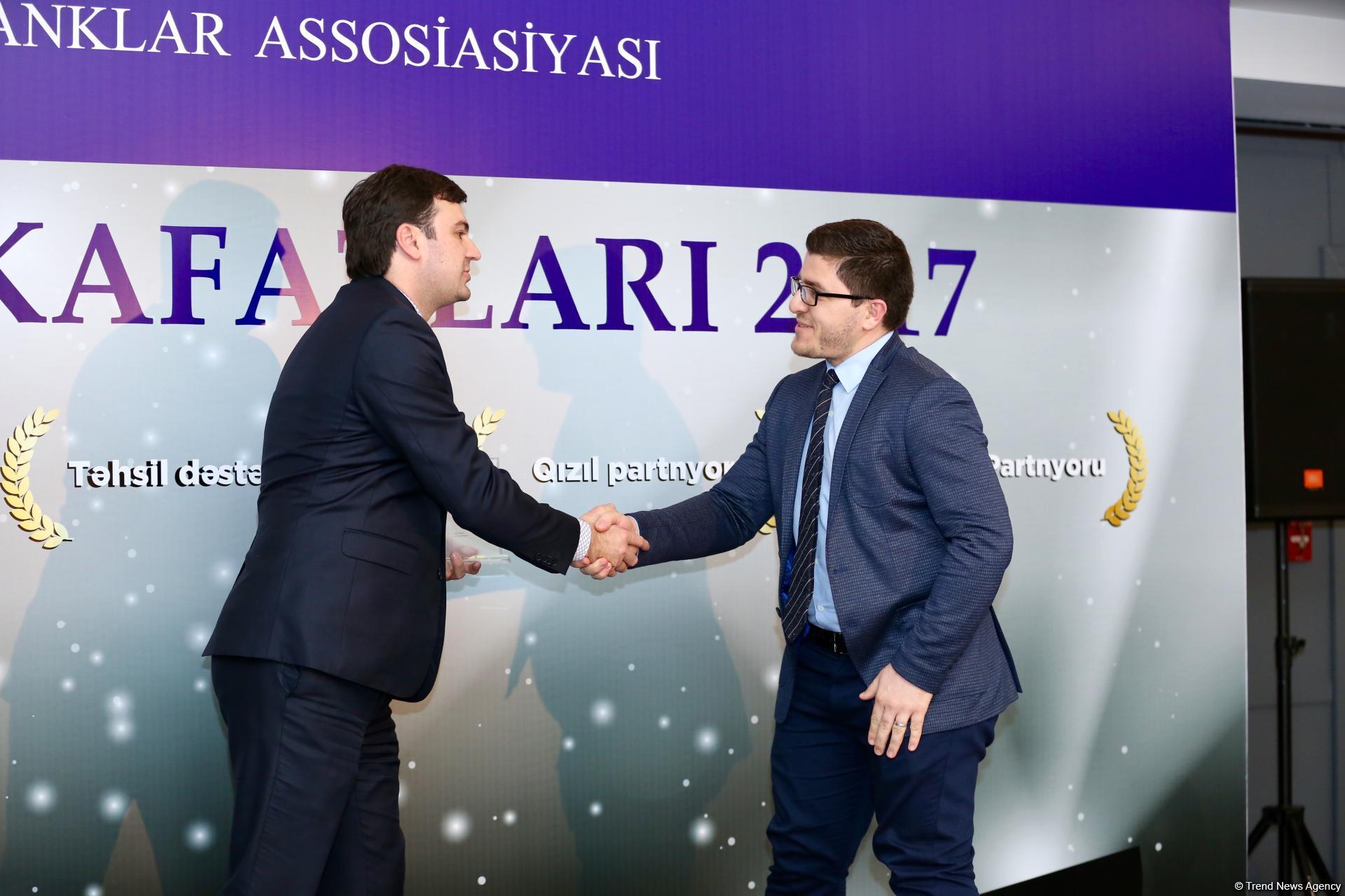 Zakir Nuiryev: 2017-ci ili Azərbaycan bankları üçün uğurlu hesab etmək olar (FOTO)