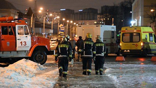 Maqnitoqorskda yaşayış binasında partlayış: 7 nəfər ölüb (YENİLƏNİB)