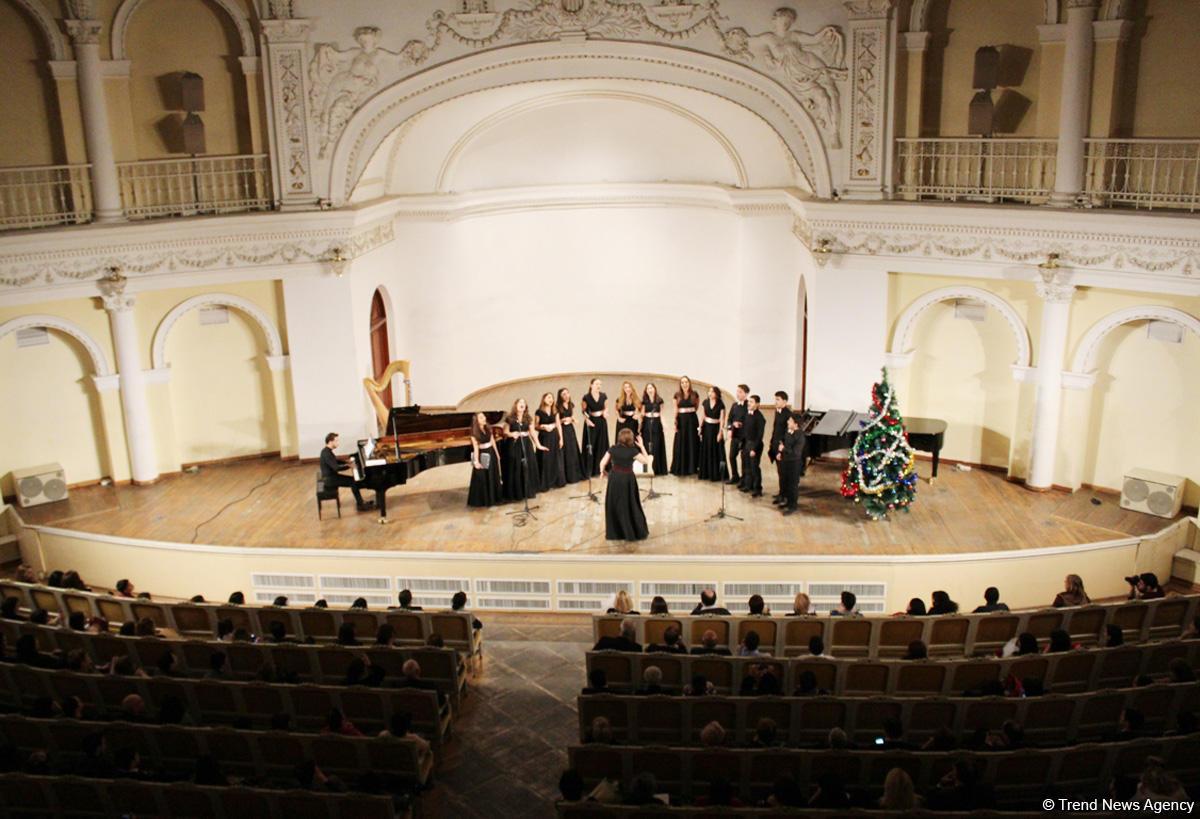 """В Баку представлен гимн """"Поддержка молодежи"""" (ФОТО)"""