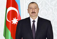 Ilham Aliyev: Today Azerbaijan develops as strong, independent, democratic, legal state