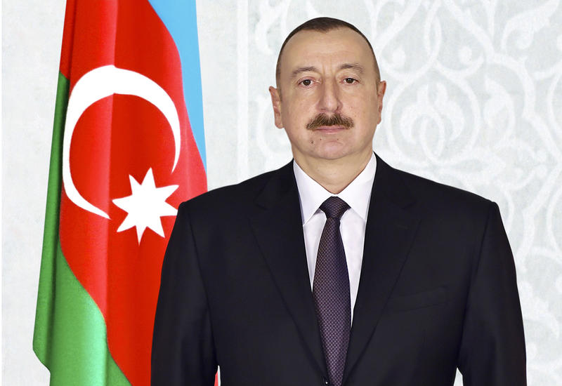 President Aliyev phones leader of Kazakh people Nursultan Nazarbayev