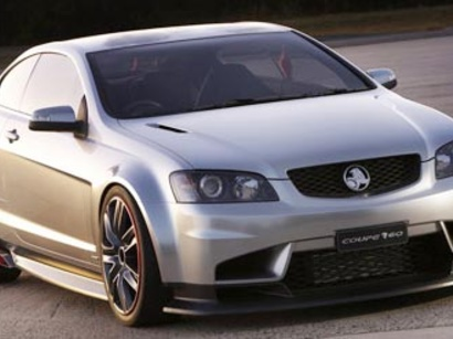 Holden Coupe 60 Inspired By Former Pontiac Design