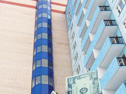 Цены на рынке недвижимости Баку незначительно снизились